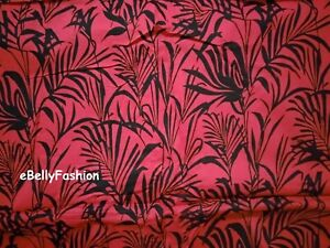 Lightweight-Indian-Cotton-designer-Print-Fabric-Canvas-Costume-Cloth-45-034-Width