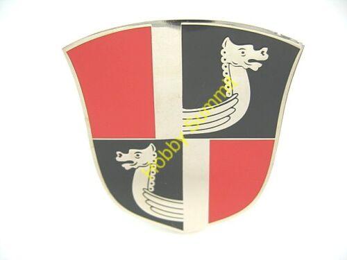 Battleship TIRPITZ  Badge Geman Navy WWII 1//200 1//350 1//700 Display Crest  NIP
