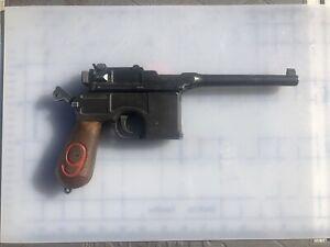 Armorer Works Custom Limited Edition Custom Mauser Broom