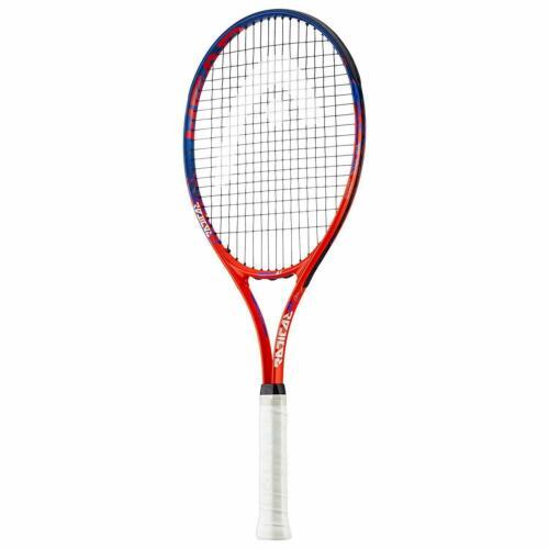 Tête Ti radical 27 Titanium Raquette De Tennis RRP £ 40 Grip l2 DPD 1 Jour LIVRAISON au Royaume-Uni.