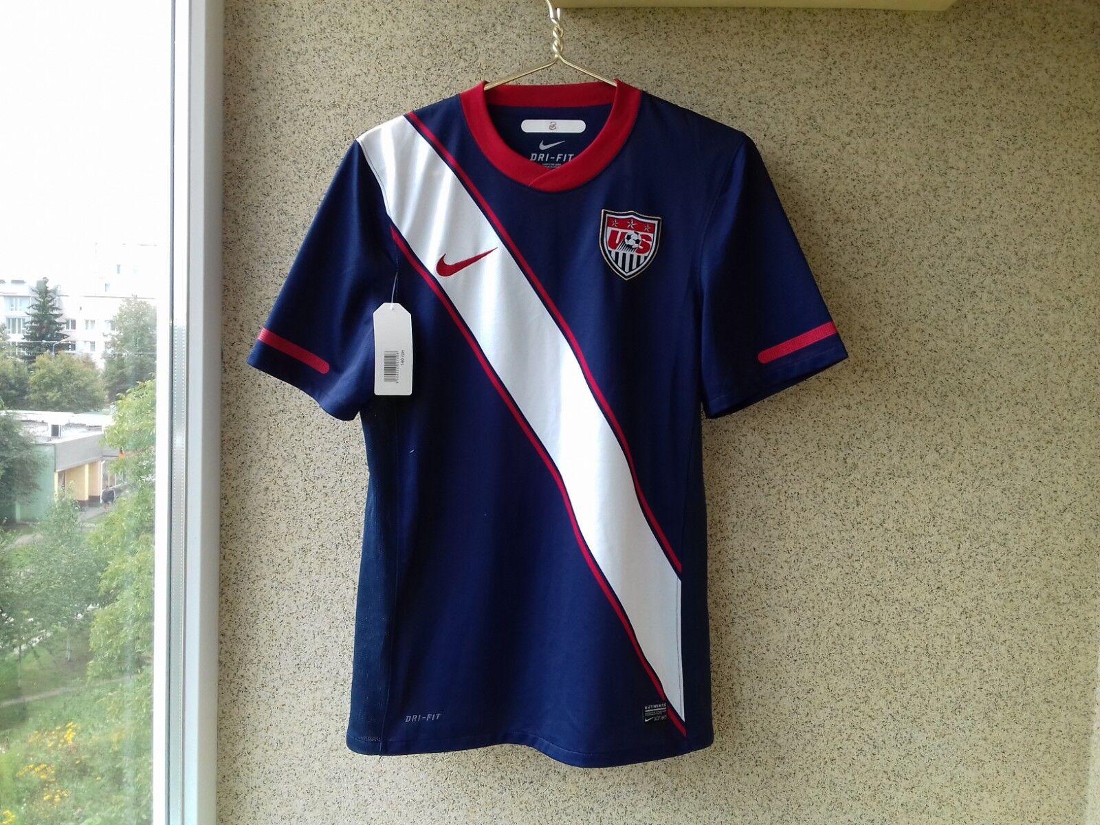 USA  Away football shirt 2010 2012 Jersey NIke Soccer Camiseta United States