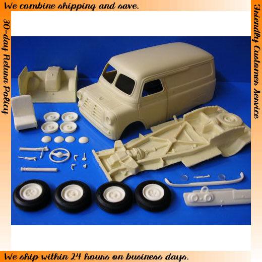 1   24 camioneta Bedford CA (cubierta completa de de de resina de Cocheretera) e47