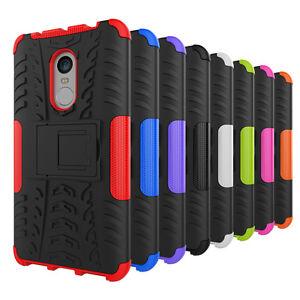 Heavy-Duty-Tough-Kickstand-Case-Cover-For-Xiaomi-Redmi-Note-4-4X-Protector