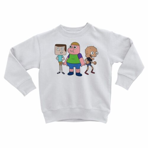 Sweatshirt Enfant Clarence Personnage Dessin Anime Enfant Cartoon