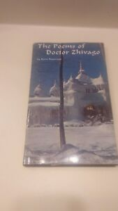 Details About Poems Of Dr Zhivago By Boris Pasternak Hallmark Illustrated 1967 Edition
