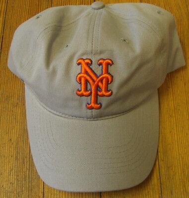 Zielsetzung New York Mets Vatertag Kappe Präsentiert Von Nathan's Sga Citi Field 6/19/16 Weitere Ballsportarten Baseball & Softball