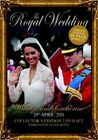 The Royal Wedding - William & Catherine 2 Disc Collector's Set With Limited Edi