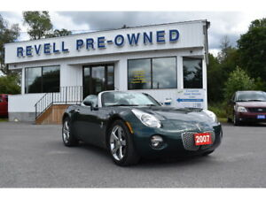 2007 Pontiac Solstice Convertible | Showroom Condition | Only 36K