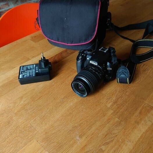 Nikon, D3100, Perfekt