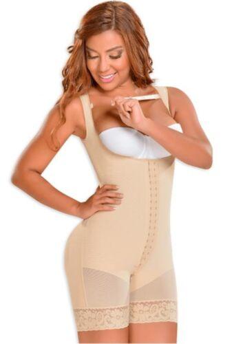 Faja Colombiana MyD Women/'s Post Surgery Body Shaper Braless Butt Lifter Girdle