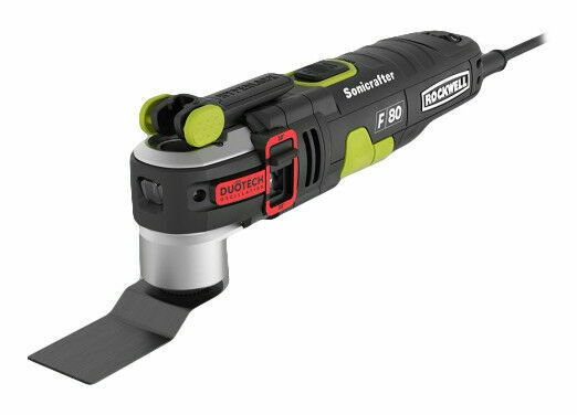 Rockwell RK5151K Sonicrafter F80 DuoTech Oscillating Tool