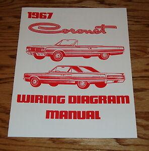 1967 dodge coronet wiring diagram manual 67 image is loading 1967 dodge coronet wiring diagram manual 67