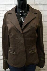 LIU-JO-Donna-Giacca-Taglia-M-Blazer-da-Ufficio-Jacket-Woman-Cappotto-Bottone