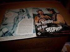 IFB 3710  Der Knabe auf dem Delphin   SOPHIA LOREN+ALAN LADD