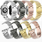 Stainless Steel Wrist Loop Bracelet iWatch Strap for Apple Watch Band Series 1&2