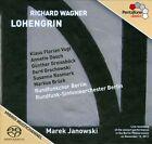 Wagner: Lohengrin Super Audio Hybrid CD (CD, May-2012, 3 Discs, PentaTone Classics)