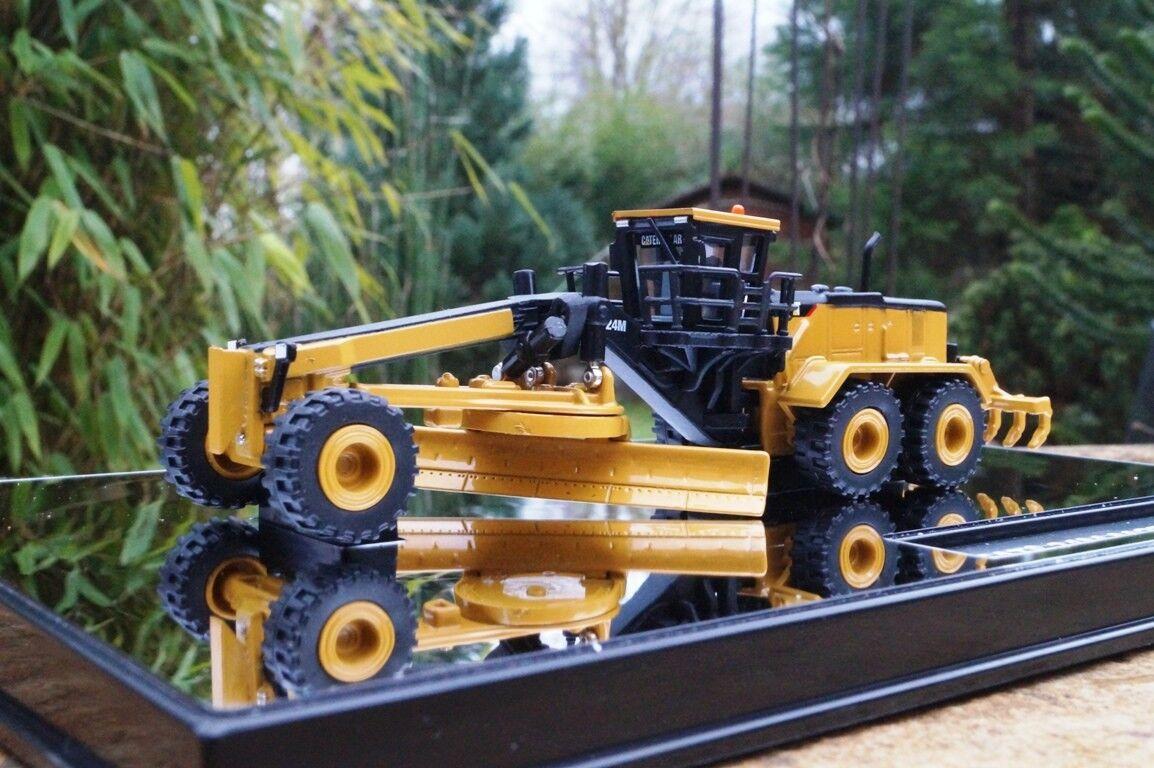 DIECAST masters 85539 Cat 24m motorgrader elite versión scale 1 125