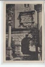 AK Rosenburg im Kamptal, Schloss, Portal 1912
