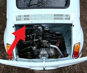 Dettagli Su Classica Fiat 500 Posteriore Del Motore Coperchio Guarnizione Gomma Guarnizione Cofano Posteriore Nuovo Di Zecca Mostra Il Titolo