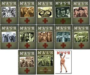 M-A-S-H-Complete-Series-New-DVD-Set-MASH-1-11-Movie-Goodbye-Farewell-Amen