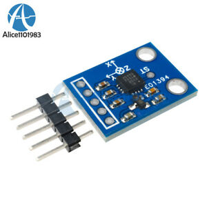 Details about ADXL335 3-axis Analog Output Accelerometer Module angular  transducer for Arduino