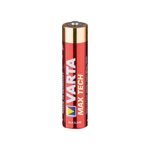 16x VARTA Max Tech  AAA  LR3  BATTERIEN VARTA BATTERIE LR03 MICRO MAX TECH