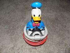 Vintage 1976 Gabriel Industries Walt Disney Donald Duck Boat Wobble Toy