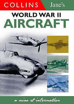1 of 1 - Aircraft of World War II (Collins Gem), Ethell, Geoffrey L., Used; Good Book