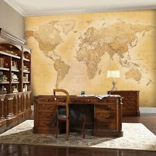 1wall old antique vintage map giant wallpaper photo wall mural ebay item 5 vintage world map wallpaper wall mural 232m x 315m new free pp vintage world map wallpaper wall mural 232m x 315m new free pp gumiabroncs