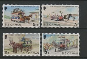 Ile-de-Man-1976-Douglas-Cheval-Tramways-Ensemble-MNH-Sg-80-3