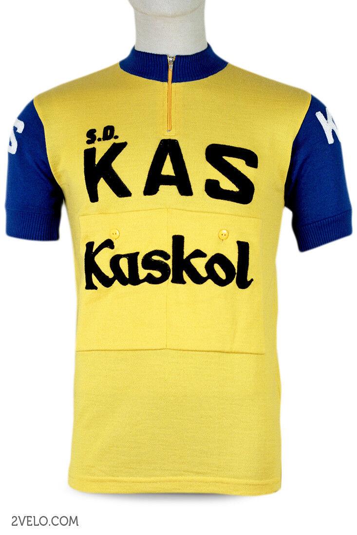 KAS Kaskol vintage wool jersey, new, never worn S