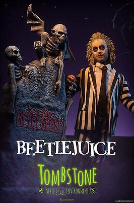 Beetlejuice Tombstone Sideshow Collectibles