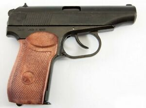 Details about Historic Russian Makarov Non-Firing Replica Movie Prop Gun -  Brand New!