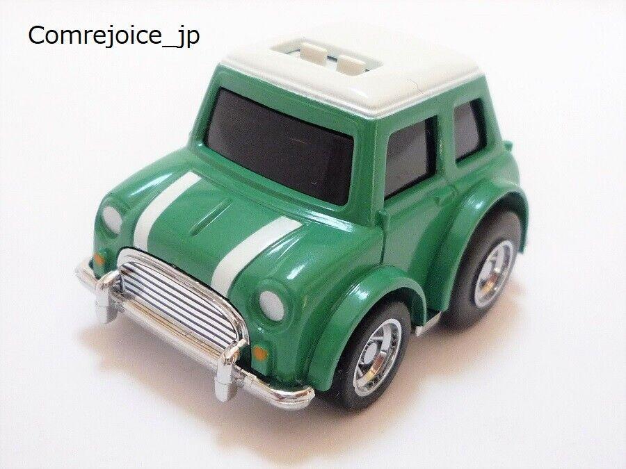 Chguld Q TAKARA Mini Type Mini Cooper grön 13 sällsynt Ingen ruta NY F  S