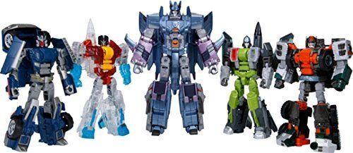 Takara Tomy Transformers Unite Warriors UW06 Grand Galvatron Japan New F//S