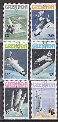 Raumfahrt Weltraum Space Shuttle Kompletter Satz Grenada 1978 C1557 Briefmarken