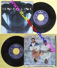 LP 45 7'' CENTRAL LINE You've said enough 1982 italy MERCURY no cd mc dvd (*)