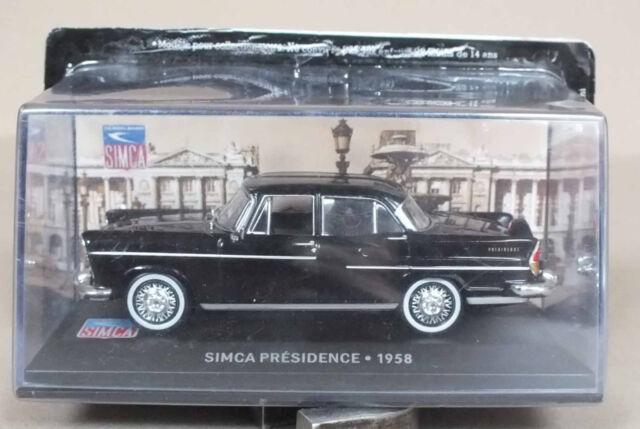 SIMCA PRESIDENCE 1958  - 1/43EME - NEUF SOUS BLISTER !!