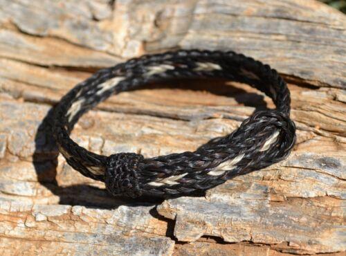 3 Strand Various Colors ** Great Gift ** 100/% Braided Horsehair Bracelet