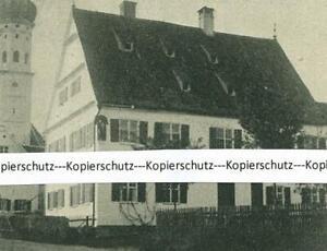Breitenbrunn - Altes Bauernhaus - Vogtei  - um 1920   W 22-12