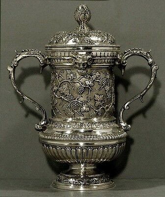 English Sterling Cup   1777      SATYR MASKS        36OZ        Was $4200 Now NR