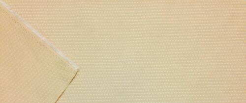 "P KAUFMANN TUCK BIRCH BEIGE JACQUARD CUSHION MULTIUSE FABRIC BY THE YARD 55/""WIDE"