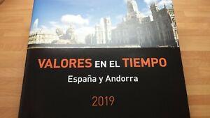 ANDORRA-ESPANOLA-ANO-2019-SELLOS-NUEVOS-OFERTA-CON-LIBRO-DE-CORREOS-LUJO