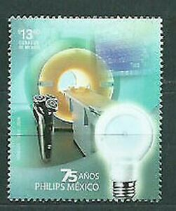 Mexico Mail 2014 Yvert 2861 MNH 75º An No Philipinas And Mexico