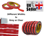 miniature 1 - 3M VHB Double Sided Tape Strong Heavy Duty Acrylic Sticky Pads Tape Strips Roll