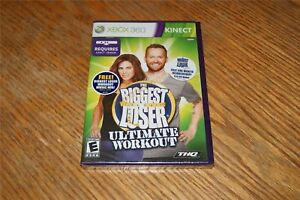 The Biggest Loser Ultimate Workout + Music Mix KINECT | eBay