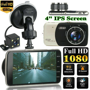 4-034-Dash-Cam-DVR-double-lentille-camera-HD-1080P-voiture-DVR-vehicule-video-G-sensor