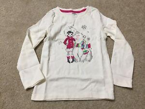 NEW Gymboree Leopard Gem Collar Top Shirt NWT Size 4 5 7 8 Snowflake Fun Girls