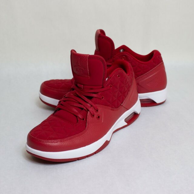 4b204d42ab0a3e Nike Air Jordan Clutch Basketball Shoes Red White 845043-603 Men s ...