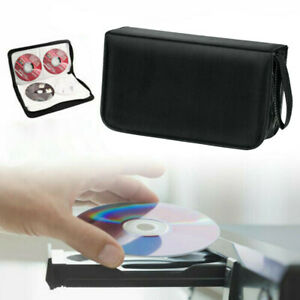 80-Sleeve-Cd-Dvd-Blu-Ray-Disc-Carry-Case-Holder-Bag-Wallet-Storage-Ring-Binde-FE